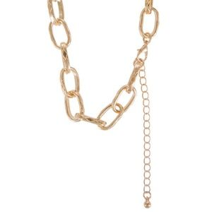 llellie Jewelry - Chunky Link Chain Necklace